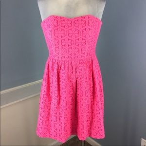 Lilly Pulitzer Size 8 Strapless